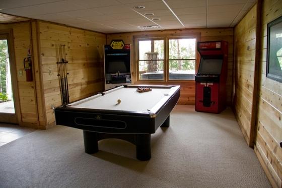 The basement © Holly Hildreth 2011