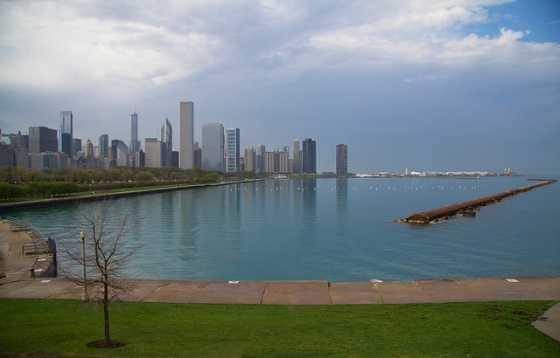 Lake Michigan © Holly Hildreth 2012