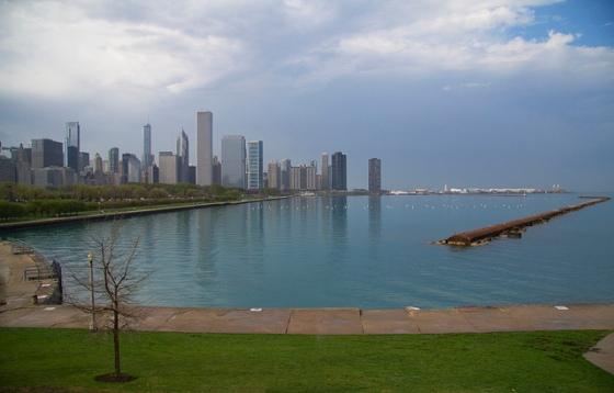 Lake Michigan © Holly Hildreth 2012
