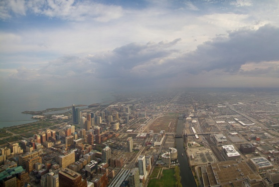 Sears Willis Tower © Holly Hildreth 2012
