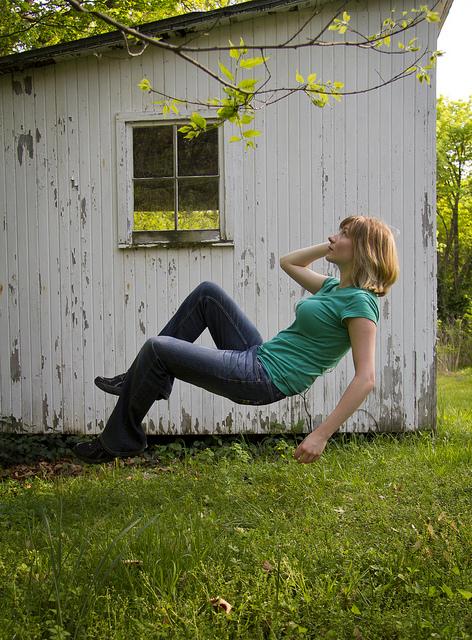 Levitation © Holly Hildreth 2012