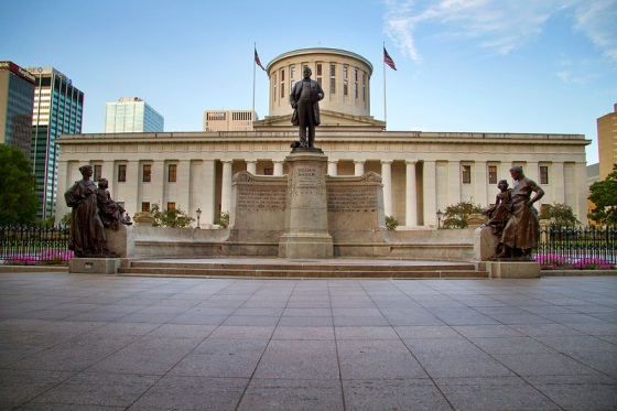 Ohio Statehouse © Holly Hildreth 2012