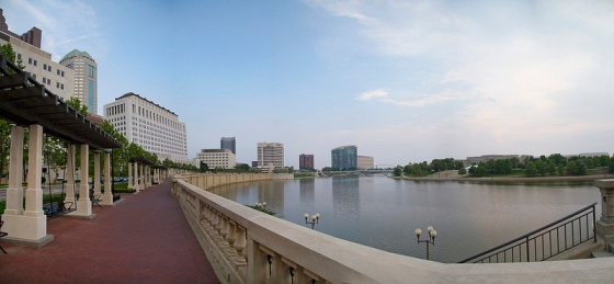 Scioto River © Holly Hildreth 2012