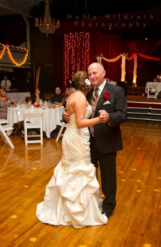 Columbus Ohio Wedding Photographer © Holly Hildreth